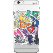 Capa para Celular Samsung J7 Neo - Spark Cases - Tênis Colorido -