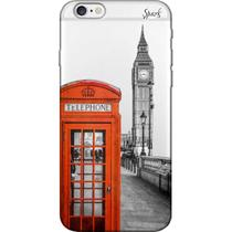 Capa para Celular Samsung J8 2018 - Spark Cases - London Telephone