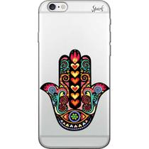 Capa para Celular Samsung S8 Plus - Spark Cases - Hamsa Colorida