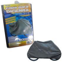 Capa Para Cobrir Bicicleta Bike 100% Impermeável Sol E Chuva - WESTERN