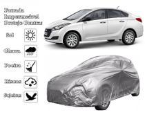 Capa Para Cobrir Carro Hyundai Hb20s Com Forro impermeável - Zna Bezzter