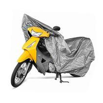 49f5388ddc Capa Para Cobrir Moto Impermeável Sem Forro Tamanho P - Carrhel