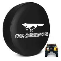 Capa Para Estepe Crossfox Flash Acessórios - Ca026 -