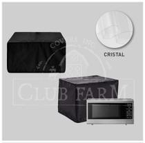 Capa Para Forno Microondas 20 L - Club Farm