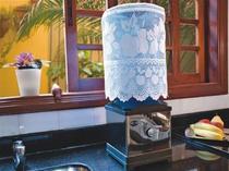 Capa Para Galão De Água Renda Galão De 20 Litros Qualidade - Romance