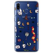 Capa para Galaxy A20S - Mundo Harry Potter - Mycase