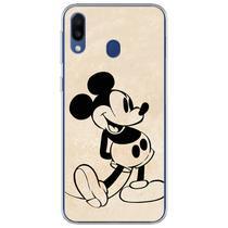 Capa para Galaxy A30 - Mickey  Preto - Mycase