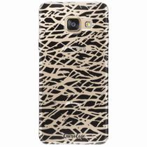 Capa para Galaxy A5 2016 Black Abstract - Quero case