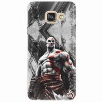 Capa para Galaxy A5 2016 God of War Kratos 02 - Quero case