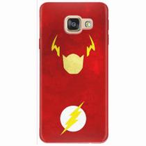 Capa para Galaxy A5 2016 The Flash 05 - Quero case