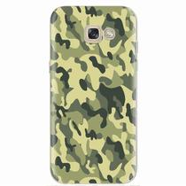 Capa para Galaxy A5 2017 Florest Camouflage