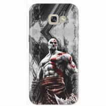 Capa para Galaxy A5 2017 God of War Kratos 02 - Quero case