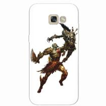 Capa para Galaxy A5 2017 God of War Kratos 04 - Quero case