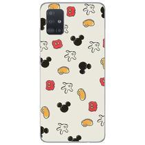 Capa para Galaxy A51 - Mickey  Roupa - Mycase