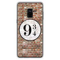 Capa para Galaxy A8 2018 - Harry Potter  Plataforma 9 e 34 - Mycase