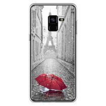 Capa para Galaxy A8 2018 - Paris 4 - Mycase