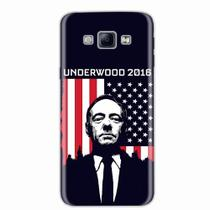 Capa para Galaxy A8 House Of Cards Underwood 2016
