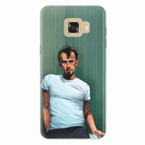 Capa para Galaxy C7 T-Bag Prison Break - Quero case