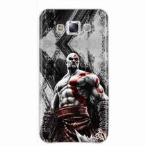 Capa para Galaxy E5 God of War Kratos 02 - Quero case