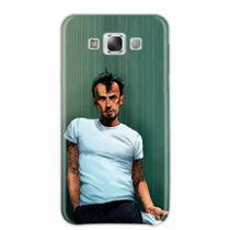 Capa para Galaxy E5 T-Bag Prison Break - Quero case
