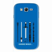 Capa para Galaxy Gran Neo Duos Choose Wisely - Quero case