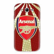 Capa para Galaxy Grand Duos Arsenal 02 - Quero case