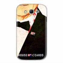 Capa para Galaxy Grand Duos House Of Cards Frank Presidente - Quero case