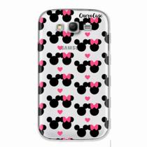 Capa para Galaxy Grand Duos Mickey e Minnie 05 - Quero case