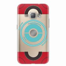Capa para Galaxy J1 2016 Pokemon Go Pokedex - Quero case