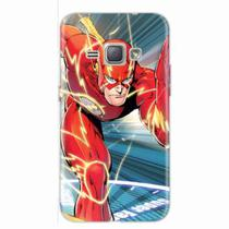 Capa para Galaxy J1 2016 The Flash 03 - Quero case