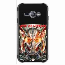 Capa para Galaxy J1 Ace Age of Ultron - Quero case