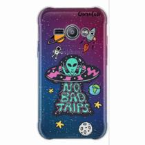 Capa para Galaxy J1 Ace ET UFO OVNI No Bad Trips - Quero case