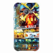 Capa para Galaxy J1 Ace Moulin Rouge