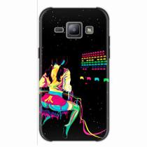 Capa para Galaxy J1 Atari Space Invaders - Quero case