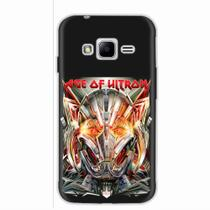 Capa para Galaxy J1 Mini Prime Age of Ultron - Quero case