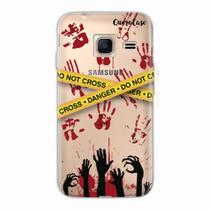 Capa para Galaxy J1 Mini Walking Dead - Apocalipse Zumbi - Quero case