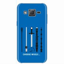 Capa para Galaxy J2 Choose Wisely - Quero case