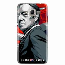 Capa para Galaxy J2 Prime House Of Cards Frank Underwood - Quero case