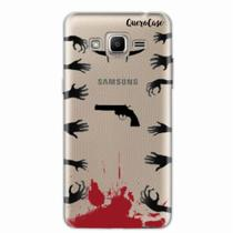 Capa para Galaxy J2 Prime The Walking Dead TWD - Quero case