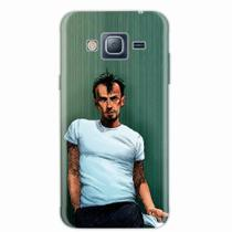 Capa para Galaxy j3 T-Bag Prison Break - Quero case