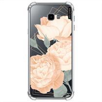 Capa para Galaxy J4 Plus 2018 VX Case Ambridge Rose -