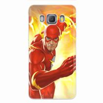 Capa para Galaxy J5 Metal The Flash 01 - Quero case