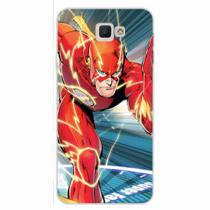 Capa para Galaxy J5 Prime The Flash 03 - Quero case
