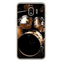 Capa para Galaxy J5 Pro - Música  Bateria - Mycase