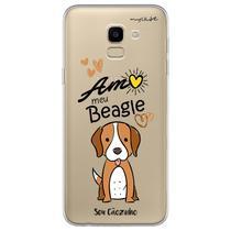 Capa para Galaxy J6 - Beagle - Mycase