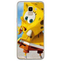 Capa para Galaxy J6 - Bob Esponja - Mycase