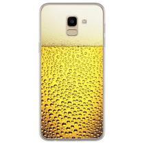 Capa para Galaxy J6 - Cerveja - Mycase