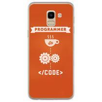 Capa para Galaxy J6 - Desenvolvedor 1 - Mycase