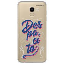Capa para Galaxy J6 - Despacito - Mycase