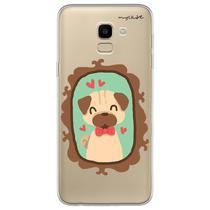 Capa para Galaxy J6 - Dog - Mycase